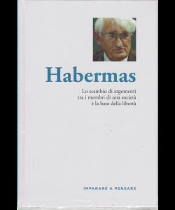 Imparare a pensare - Habermas - n. 38 - settimanale - 11/10/2019 - copertina rigida