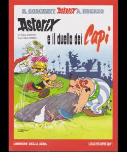 Asterix e il duello dei capi - n. 10 - settimanale -