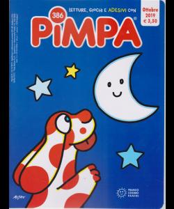 Pimpa - n. 386 - ottobre 2019 - mensile