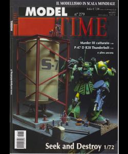 Model Time - n. 279 - mensile - ottobre 2019 -