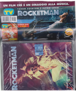 Sorrisi e Canzoni tv + Dvd Rocketman -