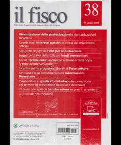 Il Fisco - n. 38 - 14 ottobre 2019 - settimanale - 2 riviste