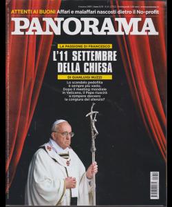 Panorama -n. 11 - 6 marzo 2019 - settimanale