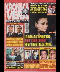 N.Cronaca Vera - n. 2459 - 15 ottobre 2019 - settimanale di fatti e attualità