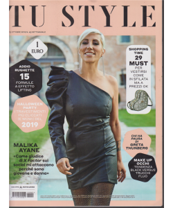 Tu Style - n. 43 - 15 ottobre 2019 - settimanale