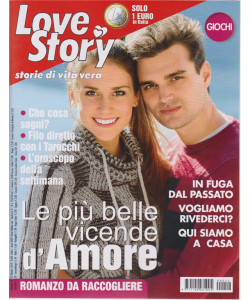 Love Story - n. 42 - 22 ottobre 2019 - settimanale
