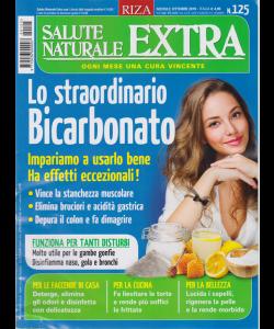 Salute Naturale Extra - N. 125 - mensile - ottobre 2019 - Lo straordinario bicarbonato
