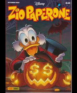 Zio Paperone - n. 16 - ottobre 2019 - mensile