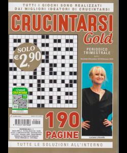 Crucintarsi Gold  - trimestrale - novembre - dicembre 2019 / gennaio 2020 - n. 11 - 190 pagine