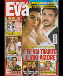 Eva 3000 - n. 21 - 1 novembre 2019 - settimanale