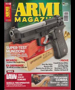 Armi Magazine - n. 11 - mensile - novembre 2019 -