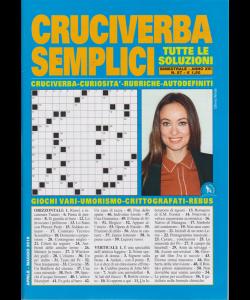 Cruciverba Semplici - n. 87 - bimestrale - aprile - maggio 2019