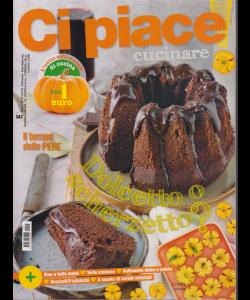 Ci Piace Cucinare ! - n. 141 - settimanale - 22/10/2019-