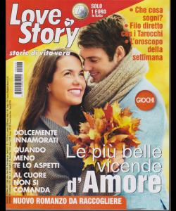Love Story - n. 43 - settimanale - 29 ottobre 2019 -