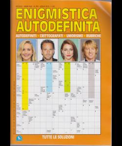 Enigmistica Autodefinita - n. 350 - mensile - aprile 2019