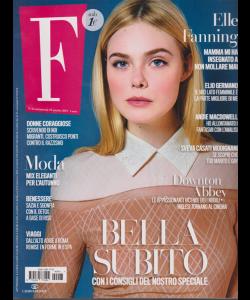 F- n. 43 - settimanale - 29 ottobre 2019