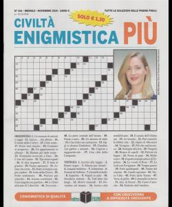 Civilta' Enigmistica più - n. 144 - mensile - novembre 2019 -