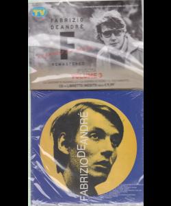 Le raccolte musicali di Sorrisi n. 14 - 22 ottobre 2019 - Volume 3 - cd + libretto inedito - Fabrizio De Andrè