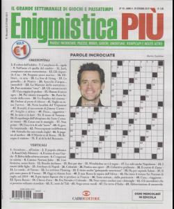 Enigmistica Piu' - n. 43 - 29 ottobre 2019 - settimanale