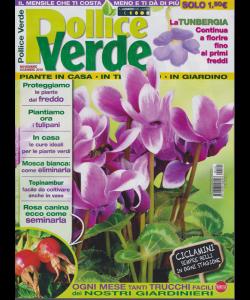 Pollice Verde - n. 120 - novembre - dicembre 2019 - mensile