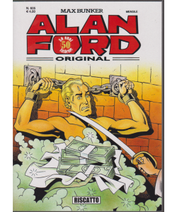 Alan Ford - Riscatto - n. 605 - mensile