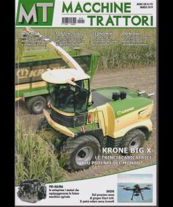 Macchine Trattori - n. 192 - marzo 2019 - mensile