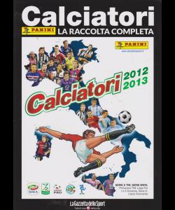 Album Storici Panini - Calciatori - La raccolta completa 2012-2013 - n. 26 - settimanale