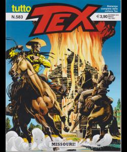 Tutto Tex - Missouri - novembre 2019 - mensile- n. 583