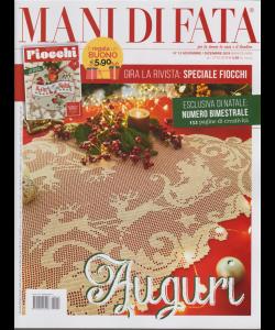 Mani Di Fata - + Speciale fiocchi - n. 12 - novembre - dicembre 2019 - mensile