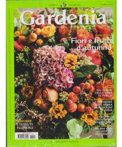 Gardenia - n. 427 - novembre 2019 - mensile