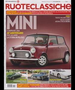 Ruote Classiche - n. 371 - mensile - novembre 2019
