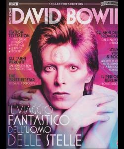 Classic Rock Monografie - David Bowie - n. 8 - bimestrale - novembre - dicembre 2019