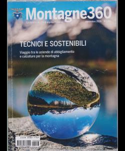 Montagne 360 - n. 86 - novembre 2019 - mensile