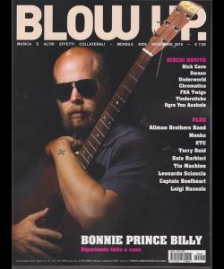 Blow Up Rock - Bonnie Prince Billy - n. 258 - novembre 2019 - mensile