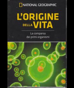 Le Frontiere Della Scienza - National Geographic - L'origine della vita - n. 33 - settimanale - 26/10/2019 - copertina rigida