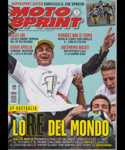 Motosprint - n. 44 - 29 ottobre/4 novembre 2019 - settimanale