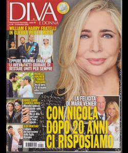 Diva e Donna  - n. 44 - 5 novembre 2019 - settimanale femminile