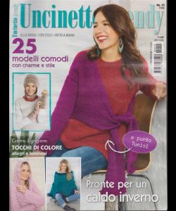Uncinetto Trendy - n. 15 - 31/10/2019 - trimestrale