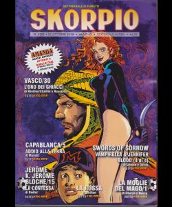 Skorpio - n. 2226 - 31 ottobre 2019 - settimanale di fumetti