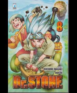 Dragon - Dr Stone 8 - n. 257  - mensile - novembre 2019 - edizione italiana