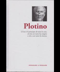 Imparare a pensare - Plotino - n. 41 - settimanale - 1/11/2019 - copertina rigida