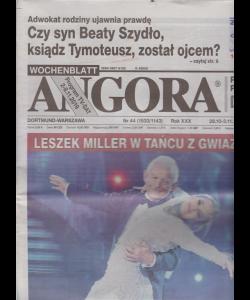 Angora - n. 44 - 28 - 10/3/11/2019 - in lingua polacca