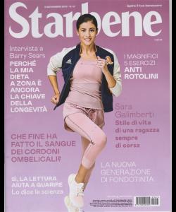 Starbene - n. 47 - 5 novembre 2019 - settimanale