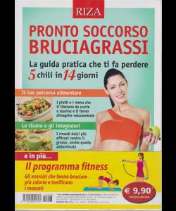 Riza  Le ricette Perdipeso - - Pronto soccorso bruciagrassi - n. 98 - novembre 2019 -