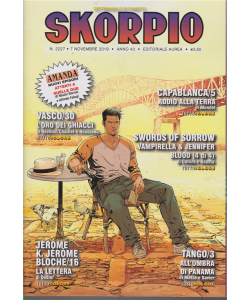 Skorpio - n. 2227 - 7 novembre 2019 - settimanale di fumetti