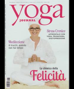 Yoga Journal - n. 138 - mensile - novembre 2019