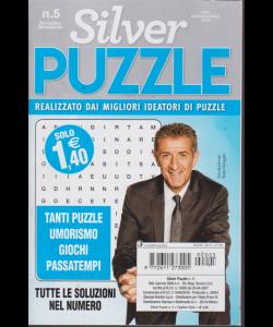 Silver Puzzle -n. 5 - bimestrale - marzo - aprile 2019 -