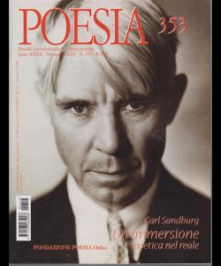 Poesia - n. 353 - mensile - novembre 2019 -