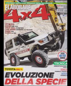 Elaborare 4X4 - n. 70 - novembre - dicembre 2019 - bimestrale - 2 riviste