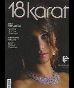 18 Karati - Gold & Fashion - n. 203 - ottobre - novembre 2019 - bimestrale - italiano - inglese